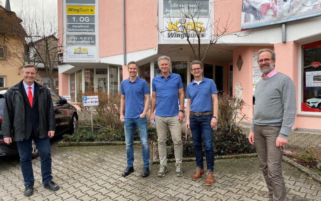 Praxis für Orthopädie im Zentrum von Bad Schwalbach